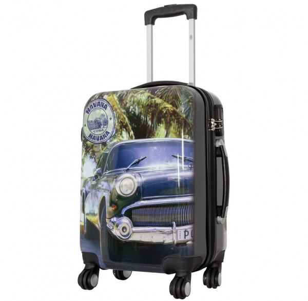 Polycarbonat-Koffer & Kofferset Havana Car