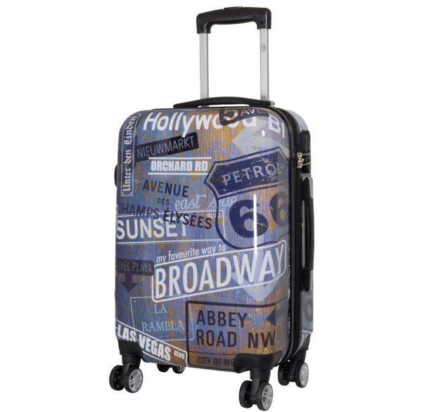 Polycarbonat-Koffer und Kofferset Broadway