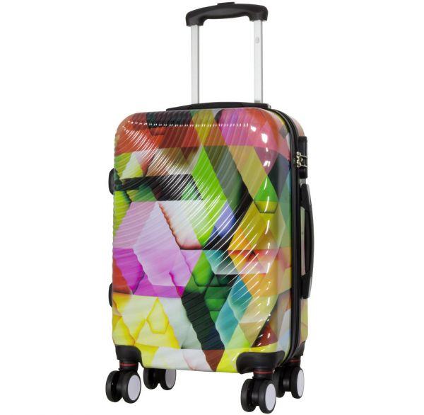 Polycarbonat-Koffer Tiflis Größe S